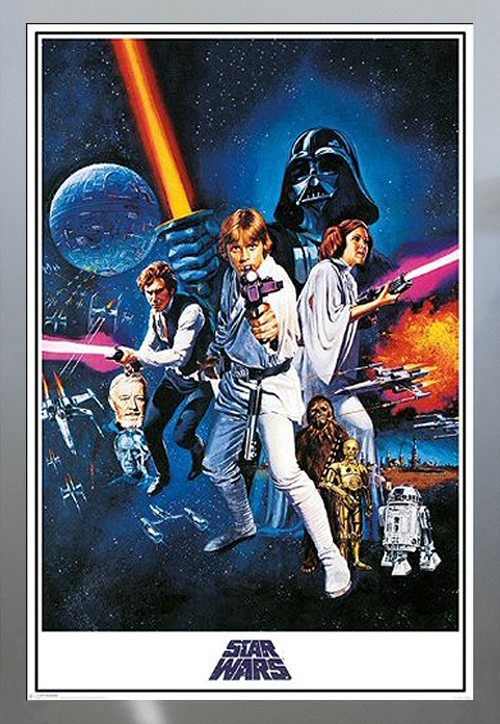 Watch the original Star Wars the way it looked in 1977