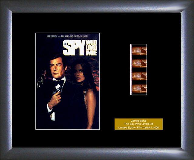 James Bond Spy Who Loved Me