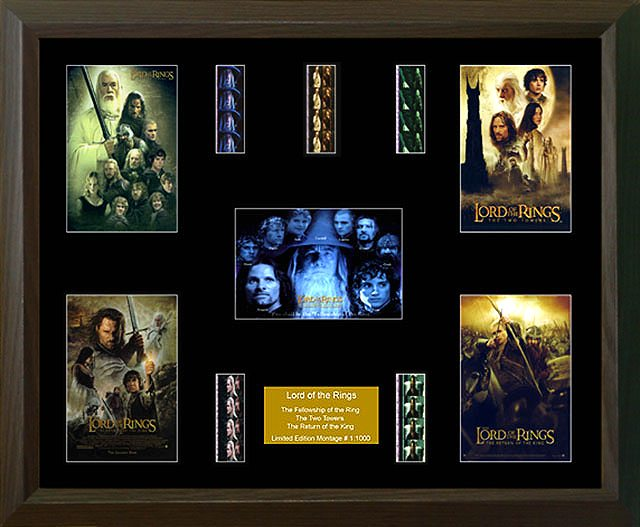 Lord of the Rings Triology