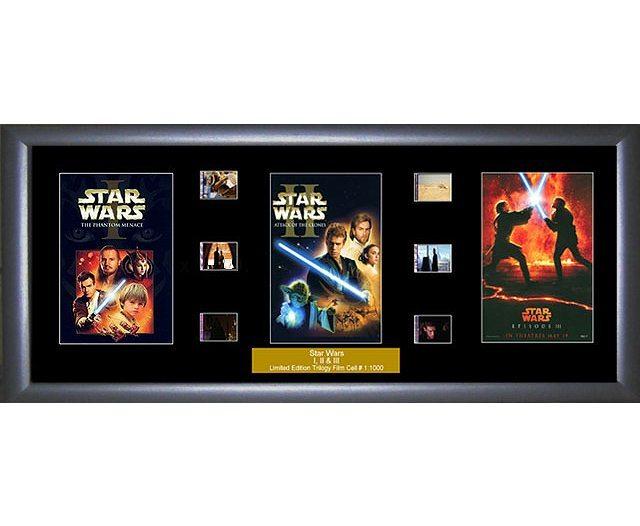 Star Wars Ep. I, II, III Trilogy