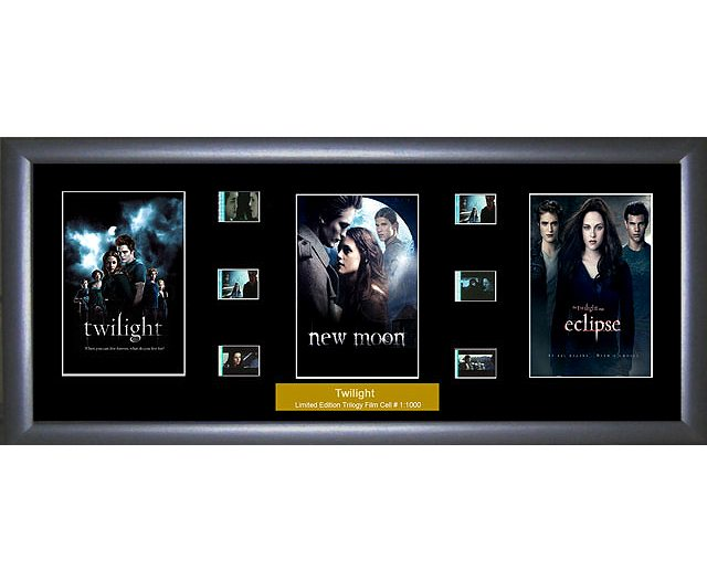 Twilight : First 3 movies