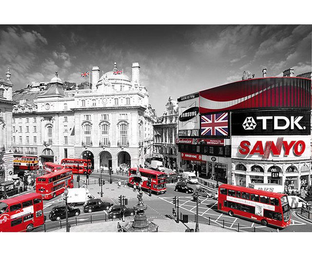 London : Piccadilly Circus