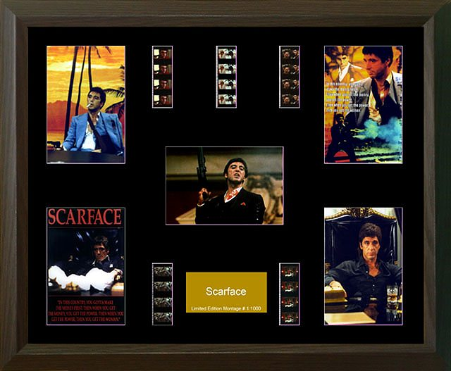 Scarface - Montage