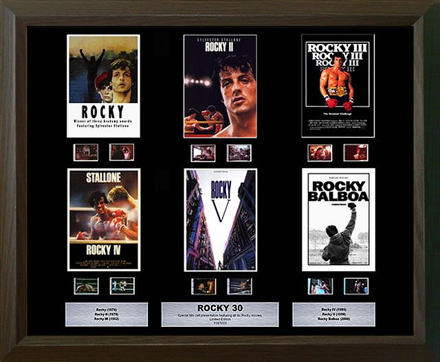 Rocky DeLuxe All 6 Films
