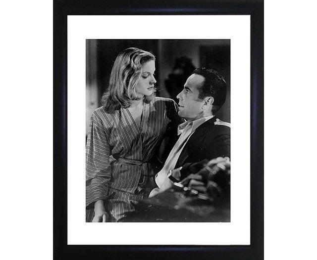 Humphrey Bogart & Lauren Bacall
