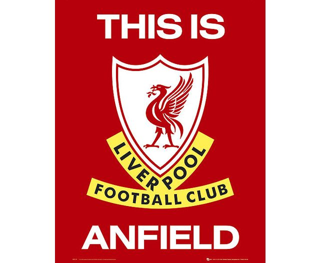Liverpool: This is Anfield