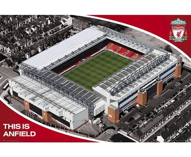 Liverpool : Anfield Stadium