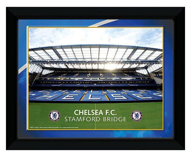 Chelsea : Stamford Bridge