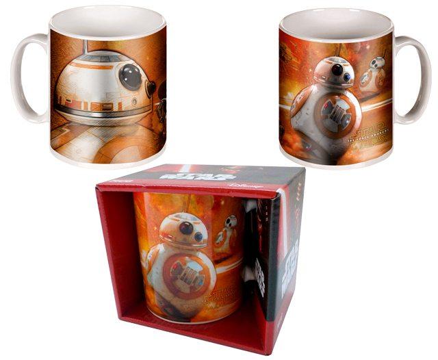 Star Wars Ep.7 BB-8 Mug
