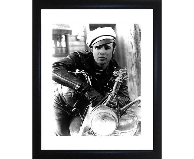 Marlon Brando : The Wild One