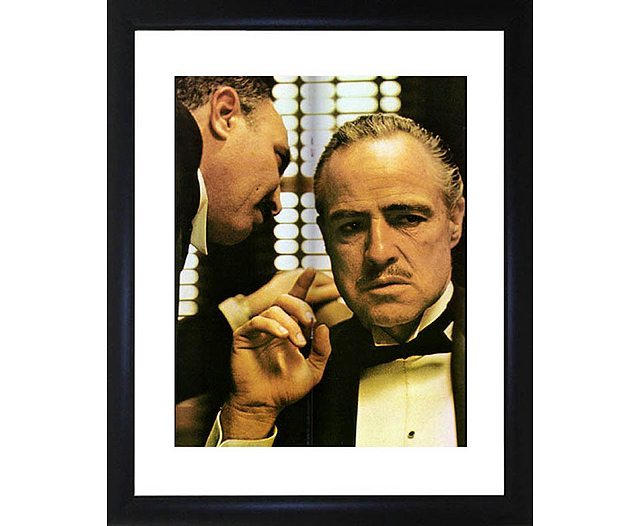 Marlon Brando : The Godfather