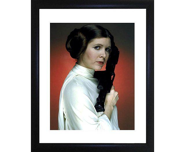 Carrie Fisher: Princess Leia