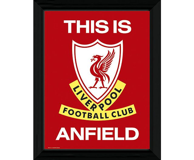Liverpool -This Is Anfield