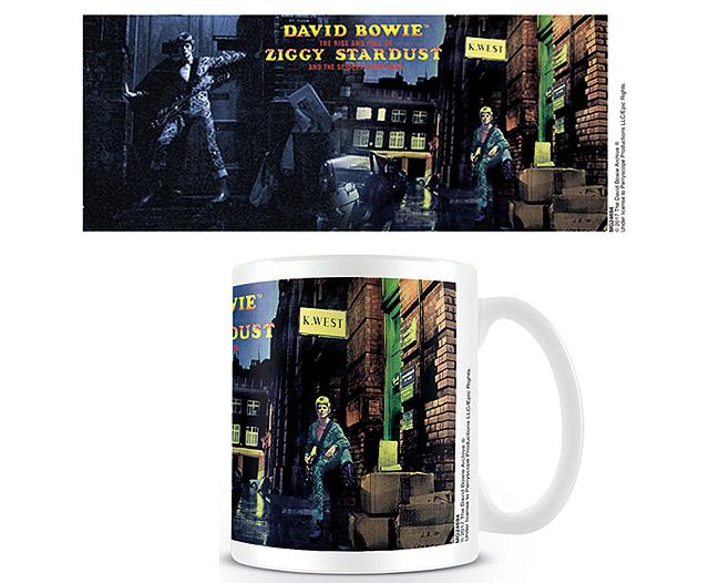Bowie - Ziggy mug
