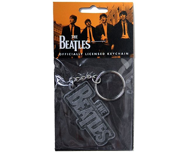 Beatles keyring