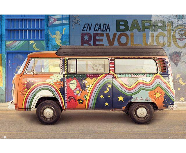 VW Camper - Cuba