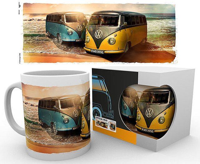 VW Camper Van Mug