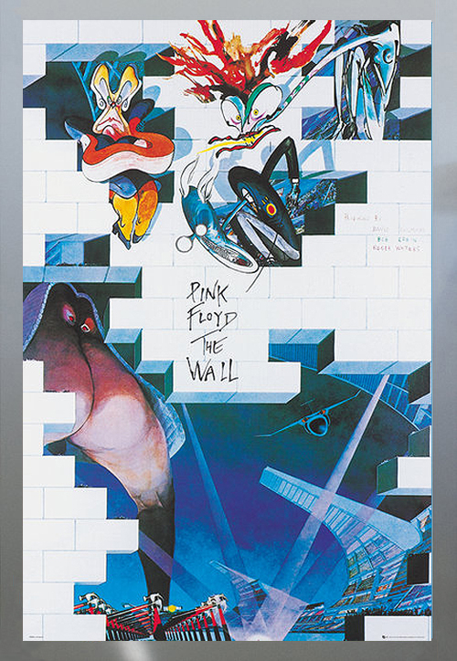 deconstruction paper on pink floyds the wall Pink floyd – the wall is a 1982 british live-action/animated musical drama film directed by alan parker with animated segments by political cartoonist gerald scarfe, and is based on the 1979 pink floyd album of the same name.