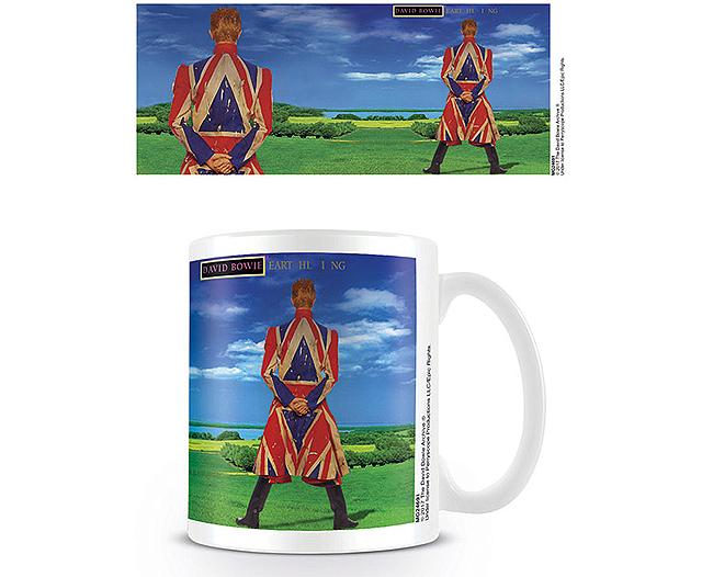 David Bowie - Earthling Mug