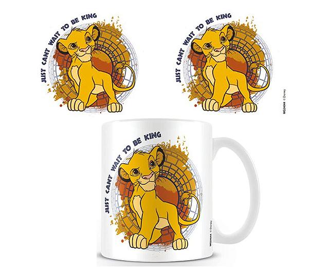 Lion King mug