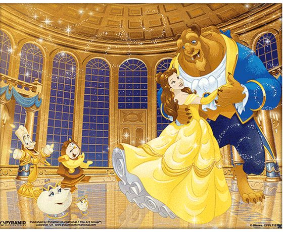 Beauty and the Beast : 3D