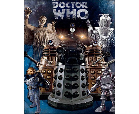Dr Who - 3D