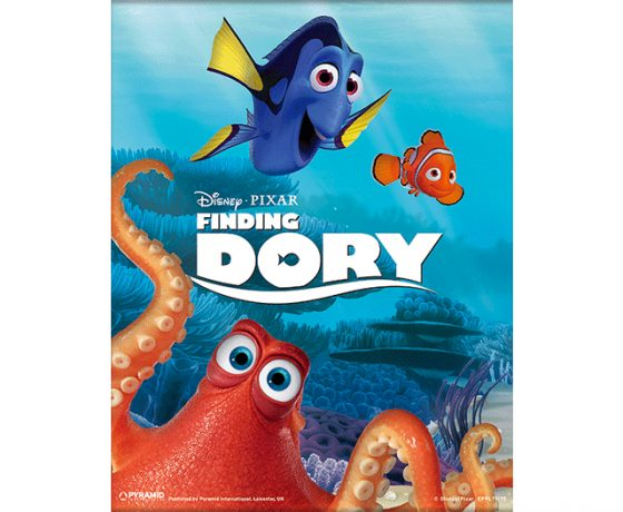 Finding Dory : 3D