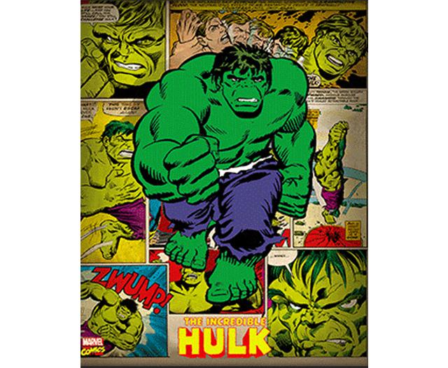 Hulk : 3D