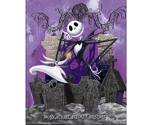 Nightmare Before Chriistmas : 3D