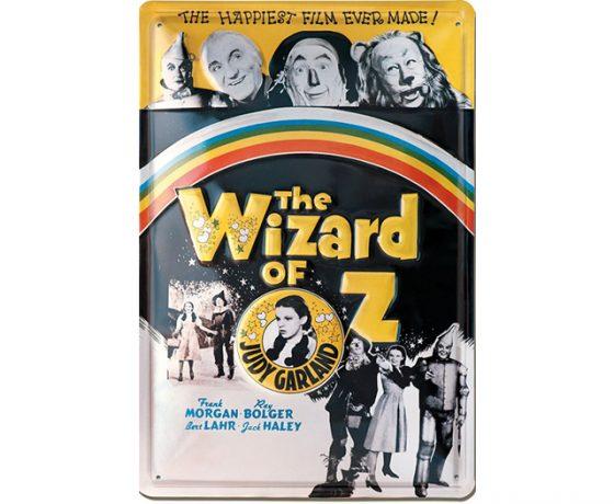 Wizard of Oz : Steel sign