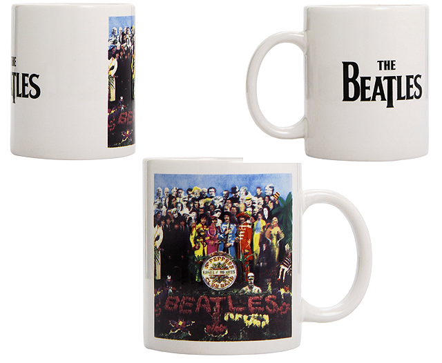 Beatles Sgt Peppers Mug
