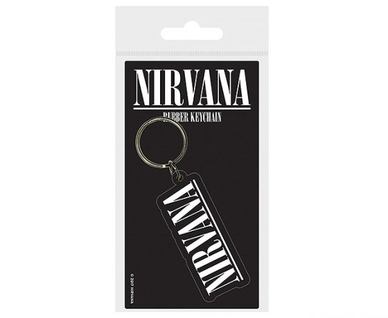 Nirvana Keyring