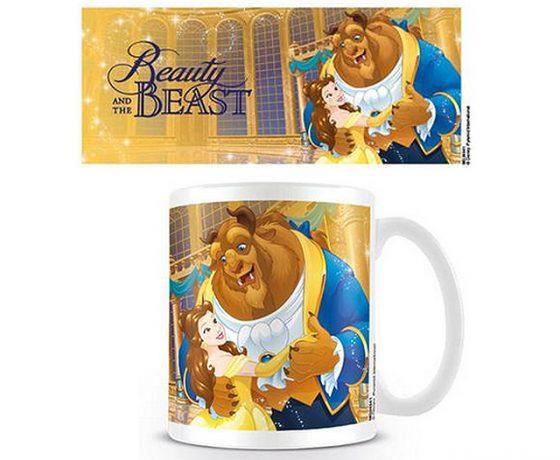 Beauty and the Beast mug