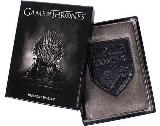 Game of Thrones Passport Holder