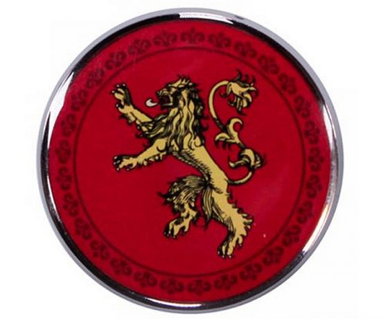 Game of Thrones - Lannister Pin