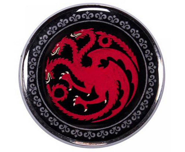 Game of Thrones - Targaryen Pin