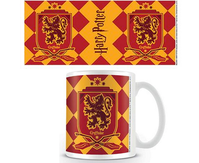 Harry Potter : Gryffindor mug