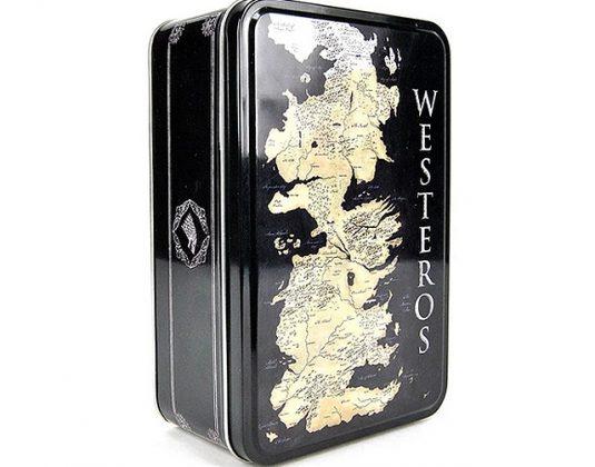 Game of Thrones storage tin